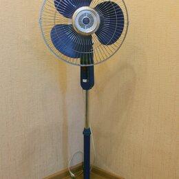 Вентиляторы - Не рабочий Вентилятор напольный AMS-1668LC, 0