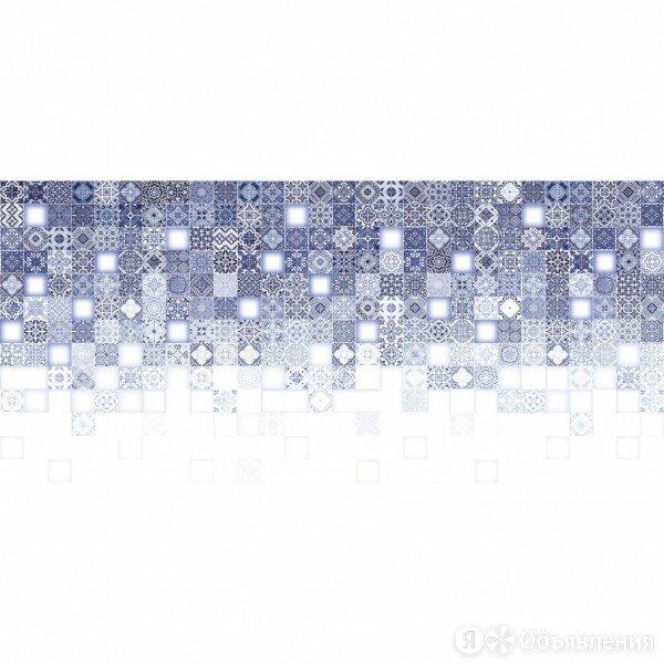 настенная плитка hammam 44х20 голубой рельеф hag451d по цене 869₽ - Керамическая плитка, фото 0