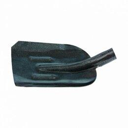 Лопаты - лопата совковая с ребрами жесткости, рельсовая сталь, без черенка (амет) сибр..., 0