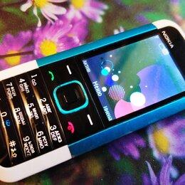 Мобильные телефоны - Nokia 5000d-2 Neon blue РосТест, 0