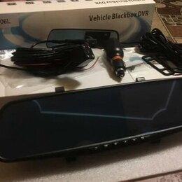 Автоэлектроника - Зеркало регистратор с задней камерой обзора , 0