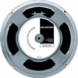 "Аудиооборудование для концертных залов - Динамик Celestion 12"" 8 Ом T3585AXP G12K-100 100Вт. Доставка, 0"