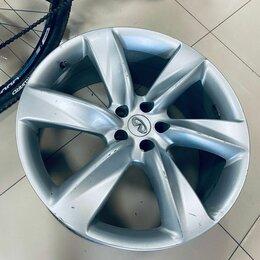 Шины, диски и комплектующие - Диск колеса Infiniti R21 replica, 0