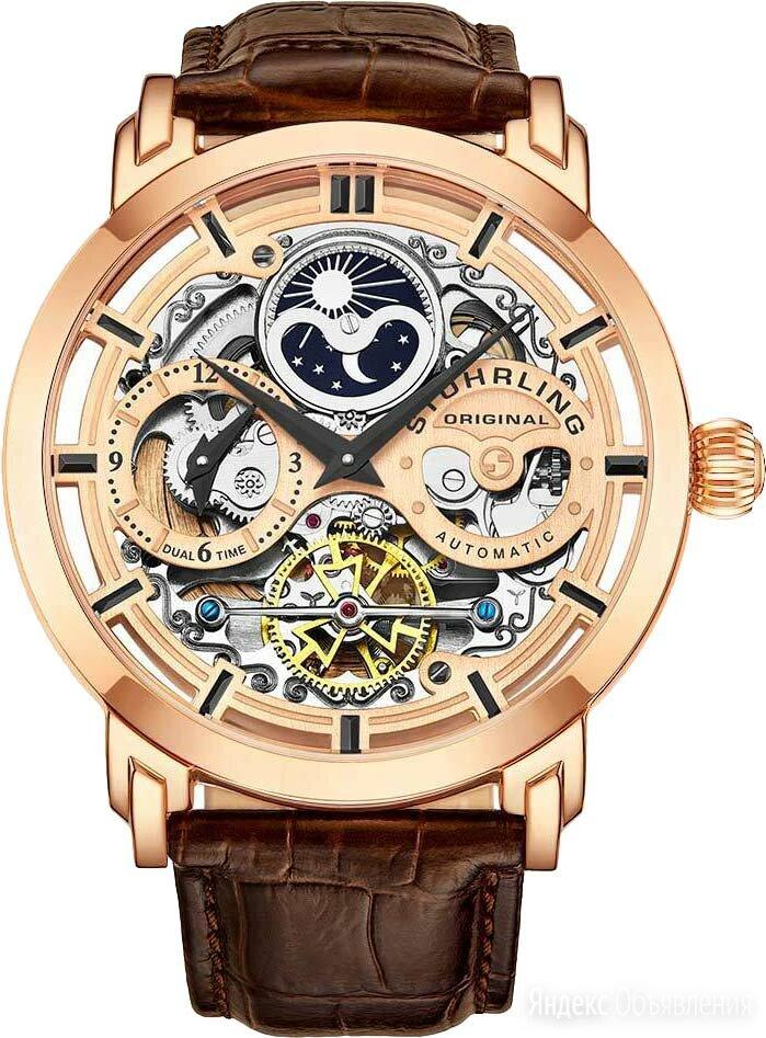 Наручные часы Stuhrling 3924.3 по цене 21490₽ - Наручные часы, фото 0
