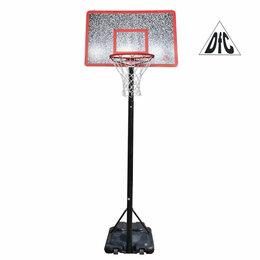 Стойки и кольца - Баскетбольная мобильная стойка DFC Stand 44M 112x72cm мдф, 0