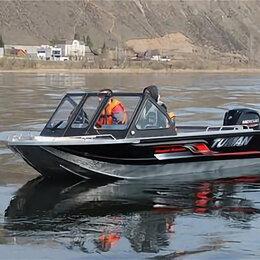 Моторные лодки и катера - Лодка Fuso Jet Tuman 510 (L, Комплектация 2, , ), 0