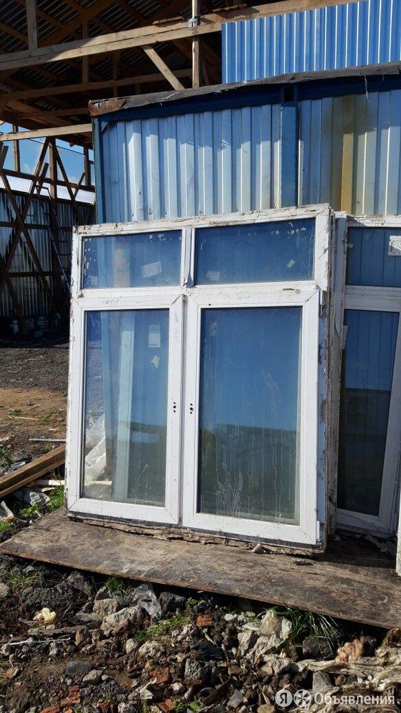 Окно, 1640, 1350, Ричмонт 60мм, Т-двушка по цене 4000₽ - Окна, фото 0
