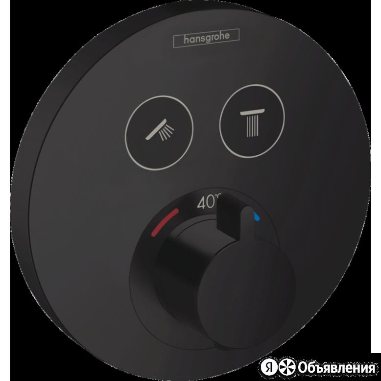 Встраиваемый термостатичесий смеситель для ванны Hansgrohe ShowerSelect S 157... по цене 80960₽ - Насосы и комплектующие, фото 0