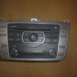 Музыкальные центры,  магнитофоны, магнитолы - Mazda 6 2007-2012 год (GH) Магнитола, 0