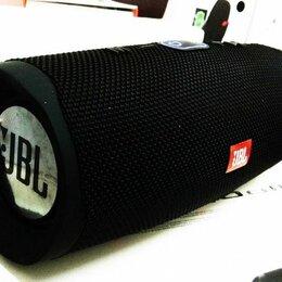 Портативная акустика - Колонка JBL Charge 4 черный, 0