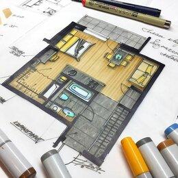 Дизайнеры - Архитектор-Дизайнер, 0