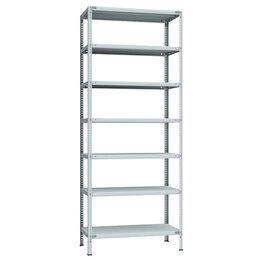 Мебель для учреждений - Стеллаж МС-750 250-100-60 (8 полок), 0