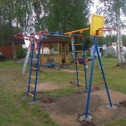 Игровые и спортивные комплексы и горки - Установить детский дачный спортивный комплекс, 0