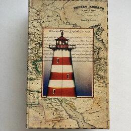 Шкатулки - Морской декор шкатулка с маяком , 0