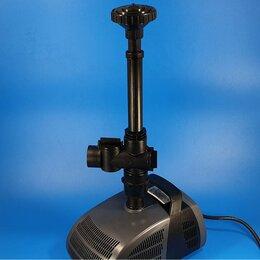 Насосы и комплекты для фонтанов - Насос фонтанный PF3000л/ч с насадками в пруд, 0