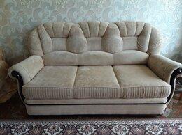 Диваны и кушетки - мягкий уголок (диван и два кресла), 0