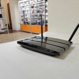 Проводные роутеры и коммутаторы - Роутер TP-LINK TL-WDR3600, 0
