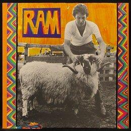 Виниловые пластинки - Paul McCartney - 1971 Ram, 0