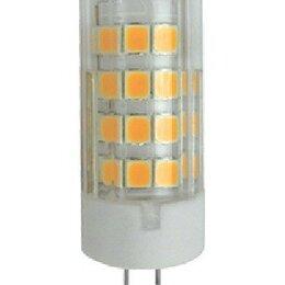 Лампочки - Лампа светодиодная Ecola G4 220V 4W 2800K 2K 320° 43x15 G4RW40ELC, 0