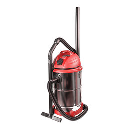 Профессиональные пылесосы - Строительный пылесос Polex 1400 Вт 30 л, 0