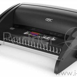 Брошюровщики - Переплетчик Gbc Combbind 110 (4401844) A4/перф.9л.сшив/макс.160л./пластик.пру..., 0