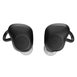 Наушники и Bluetooth-гарнитуры - Беспроводные Bluetooth-наушники Hoco TWS ES15 Soul sound wireless (black), 0