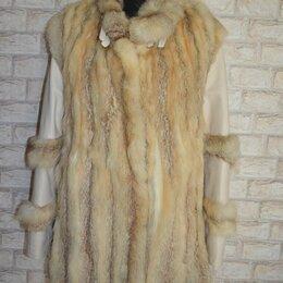 Куртки - куртка с натуральным мехом, 0