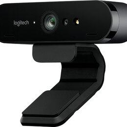 Веб-камеры - WEB-камера Logitech WebCam BRIO (960-001106), 0