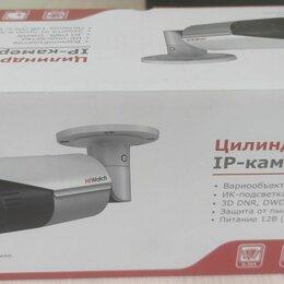 Камеры видеонаблюдения -  IP камера HIWATCH IP видеокамера DS-I206 (2.8-12 mm), 0