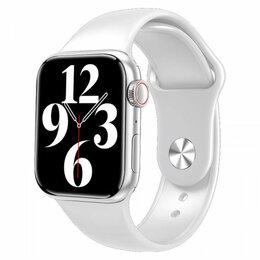 Умные часы и браслеты - Часы Smart Watch 6 двух цветов, 0