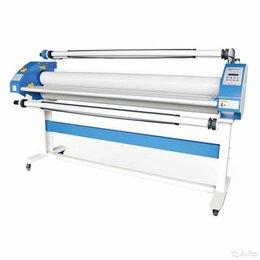 Полиграфическое оборудование - Пневматический холодный/теплый ламинатор 1600мм, 0