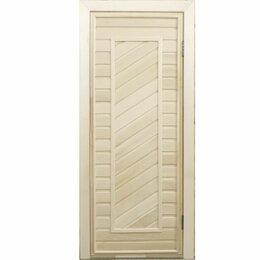 Двери - Дверь банная глухая ПГ-7, 0