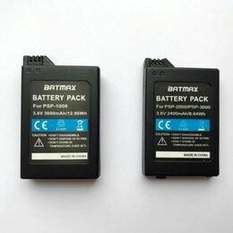 Батарейки - Аккумулятор (батарейка) для приставки  PSP-1000/2000/3000. Новый, 0