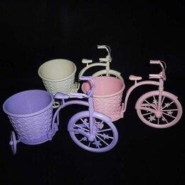 Велосипеды - Велосипед с простой корзиной для топиария, 0