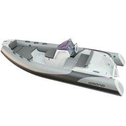Надувные, разборные и гребные суда - Лодка РИБ Grand Golden Line G500, 0