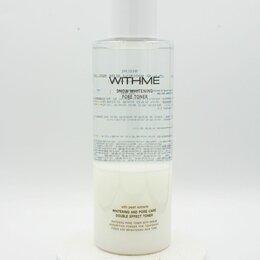 Тонизирование - Тонер для очищения пор с экстрактом жемчуга Withme Snow Whitening Pore Toner, 0