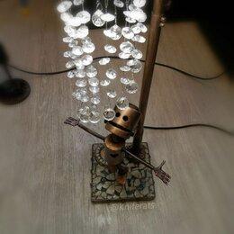 Настольные лампы и светильники - Настольные светильники, 0
