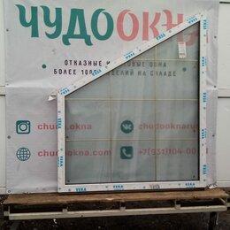 Окна - Окно, ПВХ Veka 58мм, 1700(В)х1400(Ш) мм, глухое, одностворчатое, 2-кам стп, 0
