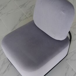 Кресла - Кресло лофт микровелюр металлокаркас, 0