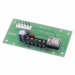 Радиодетали и электронные компоненты - Модуль релейный для проводного подключения радиоприемника с разъемом RP Faac, 0