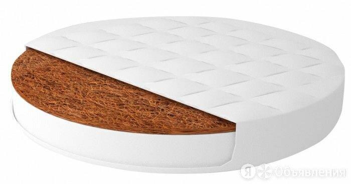 Матрас для круглой кроватки  по цене 1000₽ - Матрасы и наматрасники, фото 0