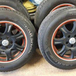 Шины, диски и комплектующие - Колёса в сборе Marshal I'Zen KW31 215/65 R16 , 0
