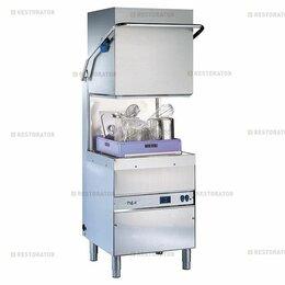 Промышленные посудомоечные машины - Dihr Купольная посудомоечная машина Dihr HT 11 ECO + DP + DD (помпа, дозатор), 0