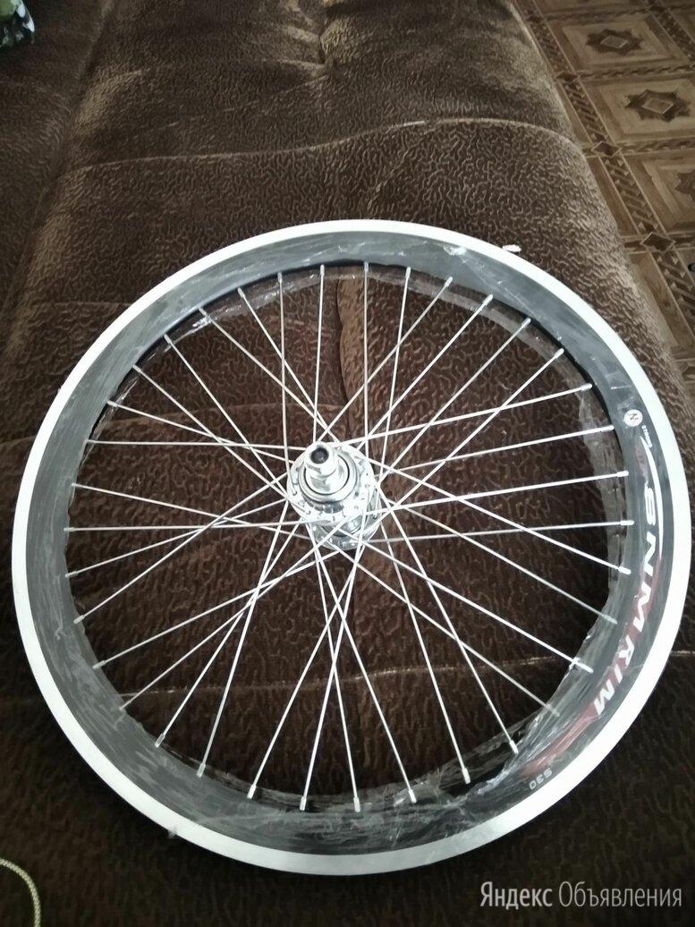 """Дисковый обод для велосипеда 20"""" по цене 1500₽ - Обода и велосипедные колёса в сборе, фото 0"""