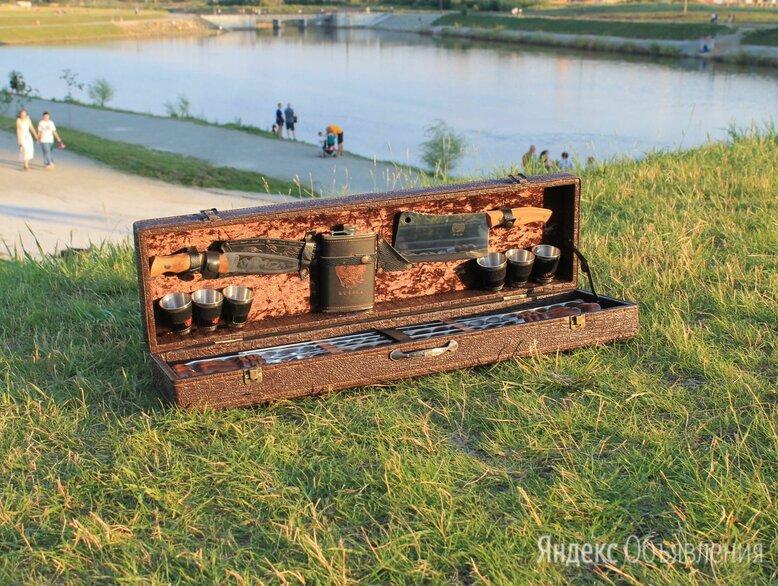 Подарочный набор шампуров  по цене 7000₽ - Шампуры, фото 0