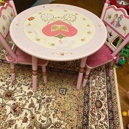 Столы и столики - Стол и стулья Major kids Kingdom, 0