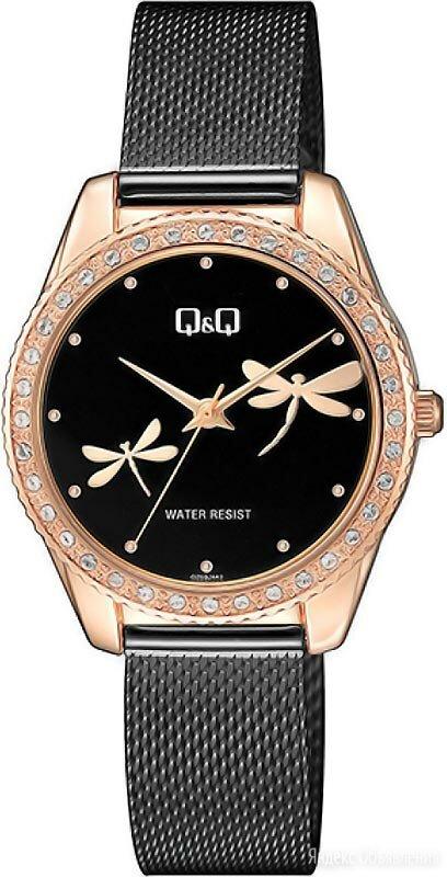 Наручные часы Q&Q QZ59J442Y по цене 2530₽ - Наручные часы, фото 0