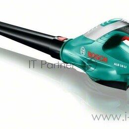 Воздуходувки и садовые пылесосы - Аккумуляторная воздуходувка Bosch Alb 18 Li(без акк и ЗУ) (0.600.8a0.302)  1..., 0