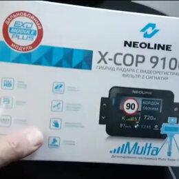 Автоэлектроника и комплектующие - Авто видеорегистратор с радар-детектором:GPS, 0