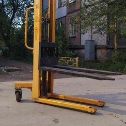 Грузоподъемное оборудование - Штаблер  , 0